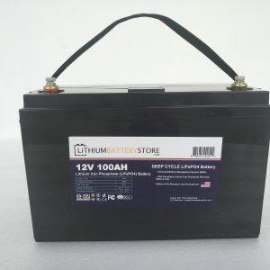 12v 100ah lithium rv battery