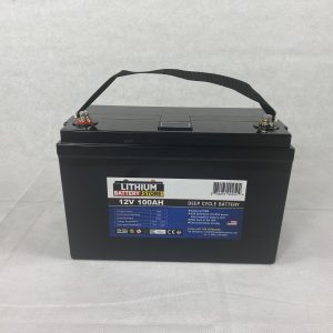 12V 100AH Lithium RV Battery