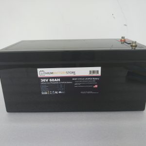 36 volt lithium battery for golf cart